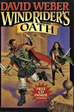 Wind Rider's Oath by David Weber (Hardcover) with CD