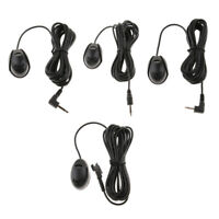 Durable 3.5mm 2.5mm Jack Omni-directional Microphone for Car Stereo Speaker