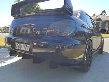 Subaru Impreza WRX Rear Diffuser 01-07