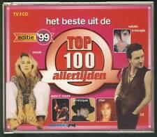 HET BESTE UIT DE TOP 100 ALLERTIJDEN ED '99 2-CD Anouk U2 Guns N' Roses Oasis
