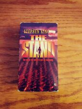 The Stand (Vhs/Ep, 1997, 2-Tape Set, Ep)