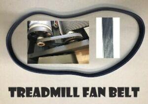 Polyrib Drive Motor Fan Treadmill Belt for Horizon Fitness GS950T   TM626   2010