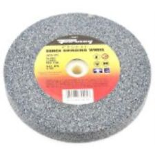 Forney 72401 Bench Grinding Wheel, Vitrified with 1-Inch Arbor, 36-Grit, 6-Inch-