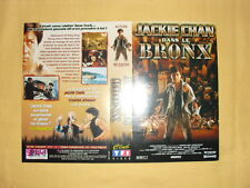 JACKIE CHAN dans Le Bronx Jaquette VHS Rumble In The Bronx