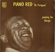 "PIANO RED (DR. FEELGOOD) ""JUMPING THE BOOGIE"" ROCKIN' R&B LP OLDIE BLUES 2821"