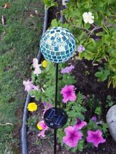 Hongville Hv Gsl Al307B 1Pc Solar Powered Garden Yard Stake Color Change Light