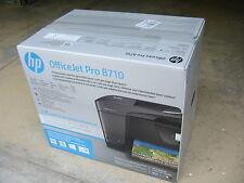 Brand New HP Officejet Pro 8710 Wireless e-All-in-One Inkjet Printer w/ Ink $199