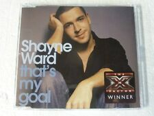 Shayne Ward: That's My Goal (Deleted 3 track CD Single)