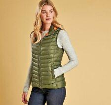 BARBOUR PENDLE £119 WOMENS GILET FIBRE DOWN UK SZ 10 rab jacket body warmer m