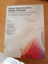 MAC-CS3 di Adobe Creative Suite 3 design standard, Photoshop, Illustrator, InDesign