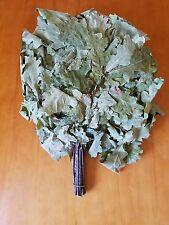 "Belarus ""Oak"" 100%,Venik Broom for Russian Sauna Banya Bath House Natural Wood"
