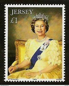 Jersey 1993 Mi. 623 ** postfrisch