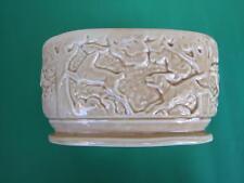Cooper & Cooke Huntley Pottery-John Elischer Trough Art Deco - Vintage -1940's