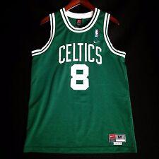 100% Authentic Antoine Walker Nike Stitched Sewn Celtics Jersey Size M 40