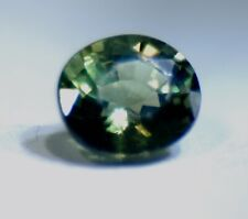 G I A CERTIFIED NATURAL ALEXANDRITE  Oval .58 carats