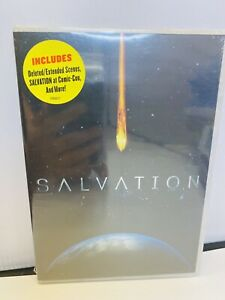 CBS Salvation DVD First Season Factory Sealed Extended+Deleted Scenes