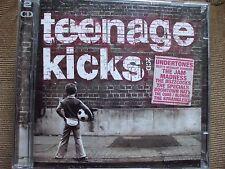 VA - Teenage Kicks.Double CD.Undertones,Jam,Clash,XTC,Vapors,SLF,Ruts,Damned.