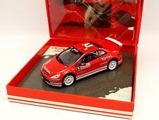 Norev 1/43 - Peugeot 307 WRC Rallye Monte Carlo 2004
