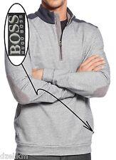 Hugo Boss Black Label By Hugo Boss Regula Fit Quarter Zip Pullover Sweater Sz S