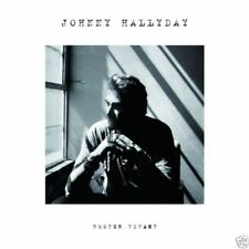 CD de musique rock Johnny Hallyday