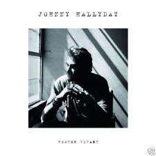 CD de musique Johnny Hallyday sur album