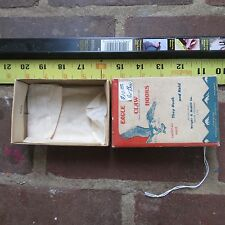 New listing Vintage Eagle Claw fishing lure hooks (box only) (lot#10542)