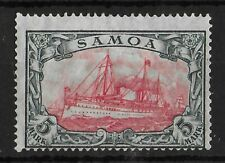 SAMOA GERMAN COLONIES 1915-1919 Mint Hinged 5 M Michel #23 Unchecked