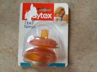 nipples Playtex natural action latex