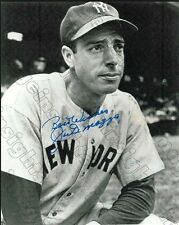 "Joe DiMaggio 8"" x 10"" Souvenir Photograph Reprinted With Autograph"