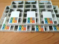 SECO XOMX 180608TR-M14 MP2500 10 PCS ORIGINAL CARBIDE INSERTS