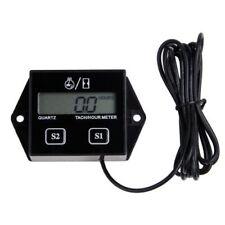 Tiny Tach Digital Hour Meter / Tachometer for Marine Spark Engine Motor