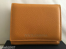 D&G Dolce & Gabbana Yelllow Tan Ladies Purse Wallet BRAND NEW WITH TAGS RRP £250