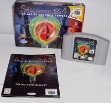 Shadowgate 64 - Trials of The Four Towers (completo) per NINTENDO 64 - USA
