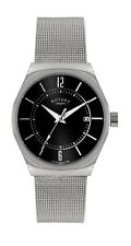Rotary Men's Quartz Watch Silver Stainless Steel Mesh Bracelet  GB00033/AIR