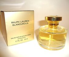 GLAMOUROUS RALPH LAUREN WOMEN PERFUME EDP 1.7 OZ SPRAY 50 ML NIB