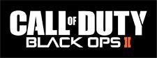 Call of Duty Black Ops 2 bumper sticker COD free ship!!