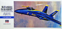 Hasegawa D10 BLUE ANGELS F/A-18A HORNET 1/72 scale kit