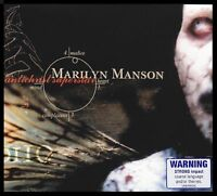 MARILYN MANSON - ANTICHRIST SUPERSTAR CD ~ 90's GOTH / INDUSTRIAL ROCK *NEW*