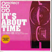2000 Project- Its About time cd single