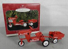 Hallmark Keepsake Ornament, Kiddie Car Classic, 1955 Murray Tractor & Trailer