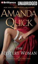 Amanda Quick THE MYSTERY WOMAN Unabridged CD *NEW* FAST 1st Class Ship!