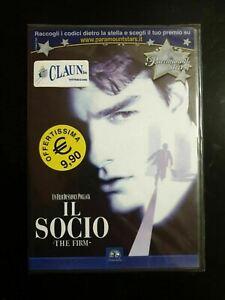 Il socio Tom Cruise (1993) DVD Nuovo