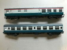 Lima OO Gauge BR Mk1 Blue and Grey RBR and SK - unboxed