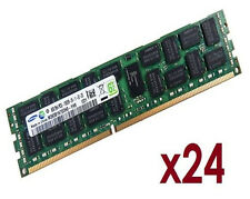 24x 8GB 192GB RDIMM ECC REG DDR3 1333 MHz Speicher RAM Supermicro X9DRW-CF31