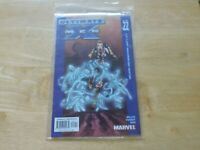 Ultimate X-Men--HELLFIRE AND BRIMSTONE: PART 2 OF 5-- Issue 22--2002