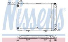 NISSENS Radiador, refrigeración del motor MERCEDES-BENZ 190 62734A