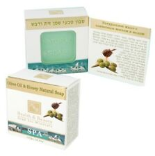 Dead Sea Soap - Olive Oil and Honey Spa Soap - Special Price - FREE SHIPPING !!