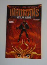 Inhumans:Attilan Rising Tpb Battleworld Secret Wars