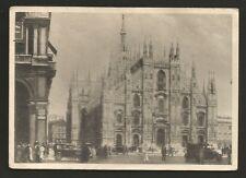 AD6645 Milano - Città - Piazza Duomo - Animata - Autoveicoli