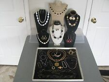Misc.VTG or New Estate Costume Jewelry Awesome  lot must see